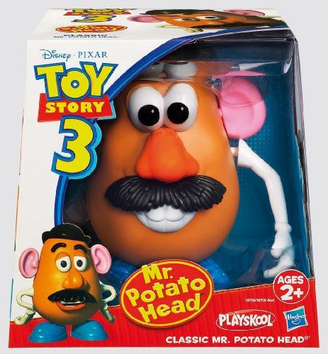 Toy Story 3 Classic Mr Potato HeadAmazoncoukToys Games