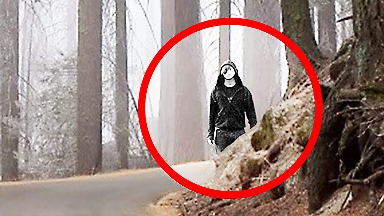 5 REAL JEFF THE KILLER CAUGHT ON CAMERA & SPOTTED IN REAL