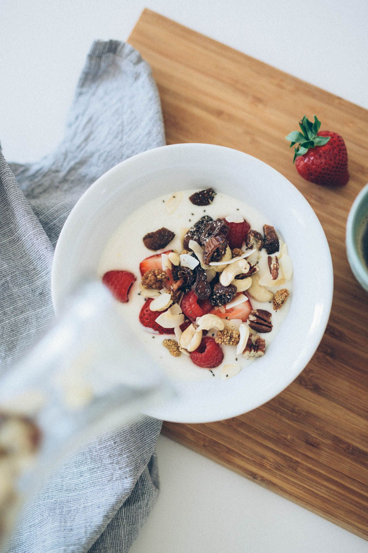 SELF-MADE GRANOLA | Metti Forssell | Elle