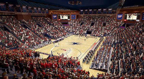 Ur Arena Loses Seats But Adds Some Swank Richmond Bizsense University Of Richmond Richmond Swank