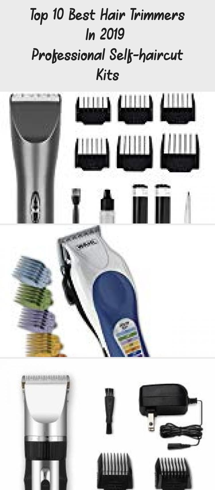 Top 10 Best Hair Trimmers In 2019 Professional Self Haircut Kits Celina Home Best Hair Trimmer Self Haircut Cool Hairstyles