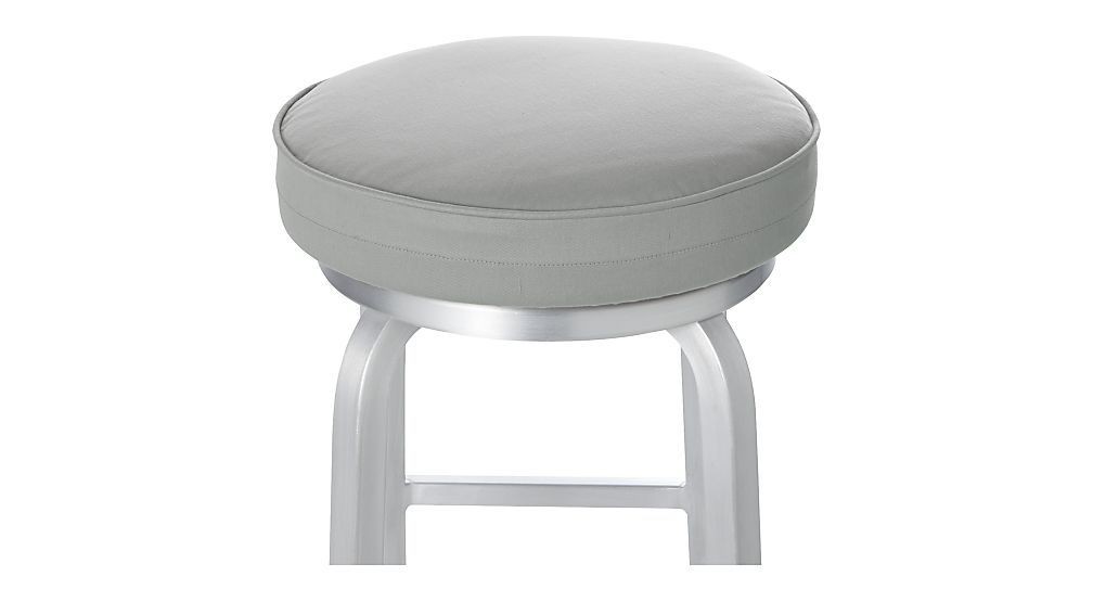 Spin Alloy Bar Stool Cushion Reviews Crate And Barrel Stool Cushion Bar Stool Cushions Backless Bar Stools