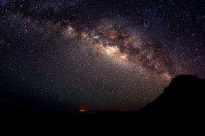 Stars from Maui