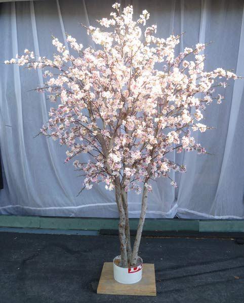Silk Cherry Blossom Tree Make Be Leaves Artificial Cherry Blossom Tree Cherry Blossom Tree Blossom Trees