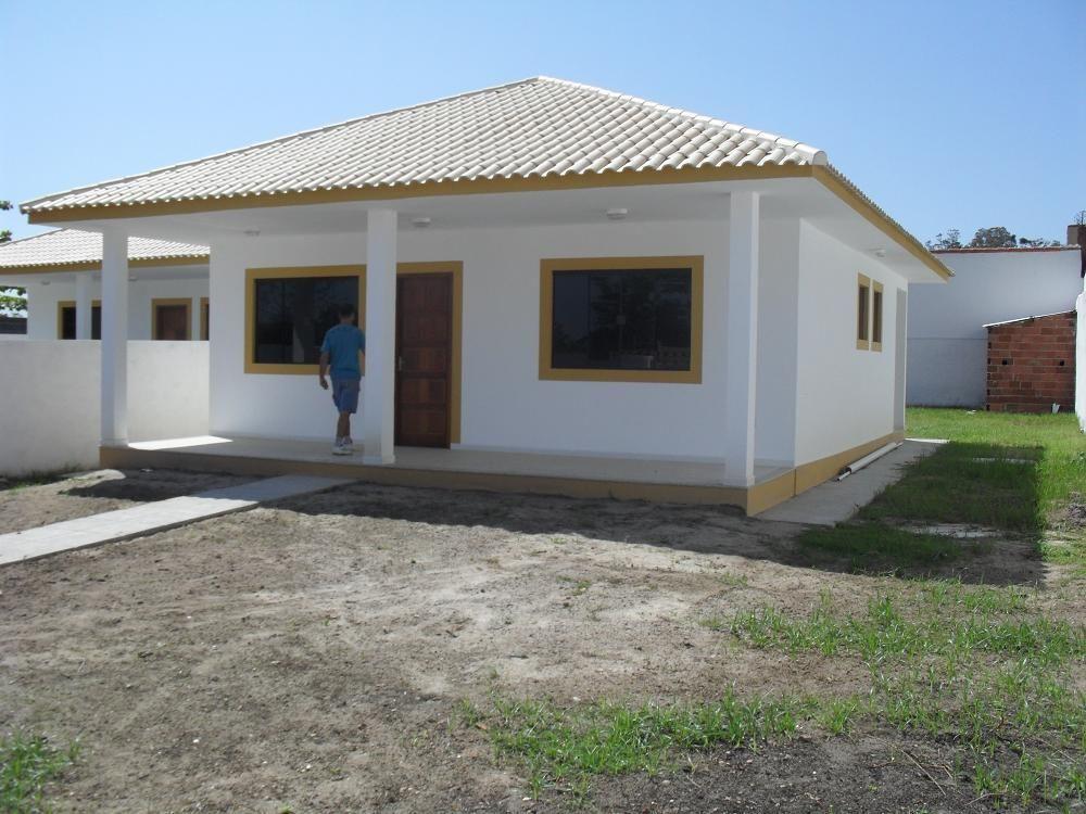 Construir casas baratas bonitas