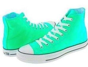 7a6e5a1a6a4959 Bright color converse