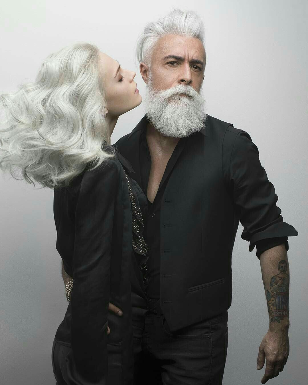 Coiffure Homme Blond Platine Adaangellanderson Beards Pinterest Barbe Cheveux