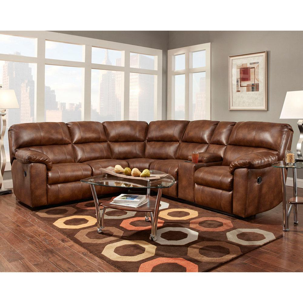 Awesome Cambridge Fork Valley Saddle Brown Home Theater Seating Sofa Alphanode Cool Chair Designs And Ideas Alphanodeonline