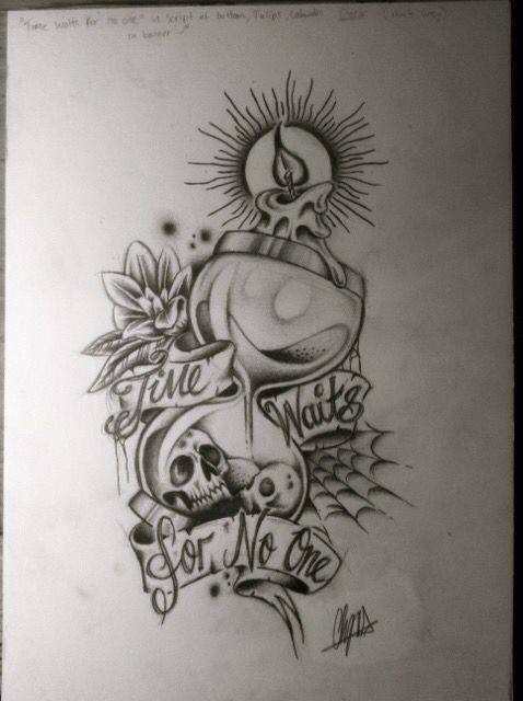 Sanduhr bleistiftzeichnung  Pin von Laura Hügl auf tattoo ideen | Pinterest | Tattoo ideen und ...