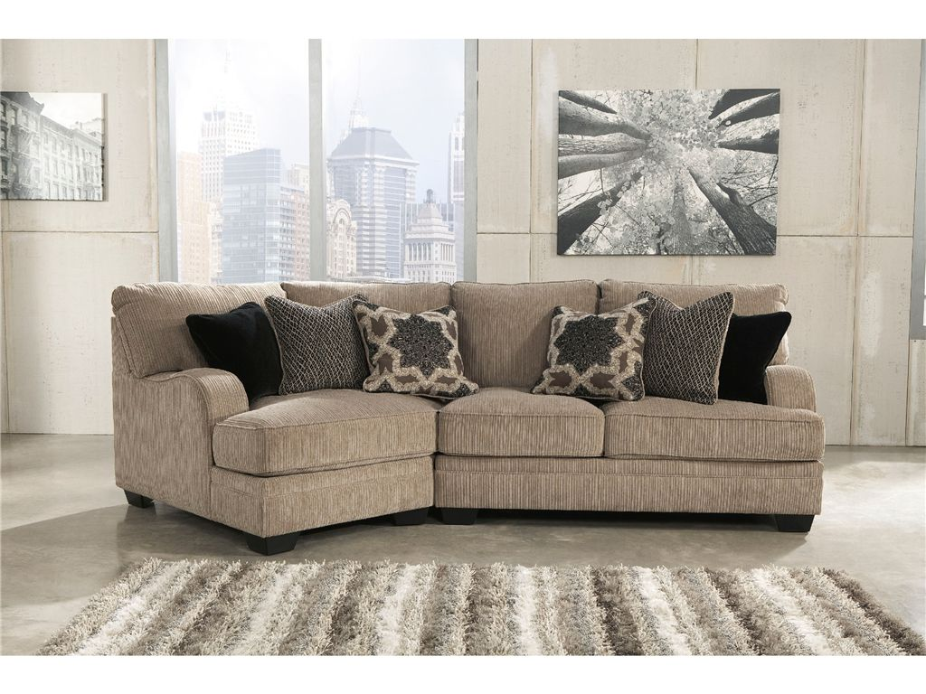 Remarkable Signature Design By Ashley Living Room Laf Cuddler 3050076 Gmtry Best Dining Table And Chair Ideas Images Gmtryco