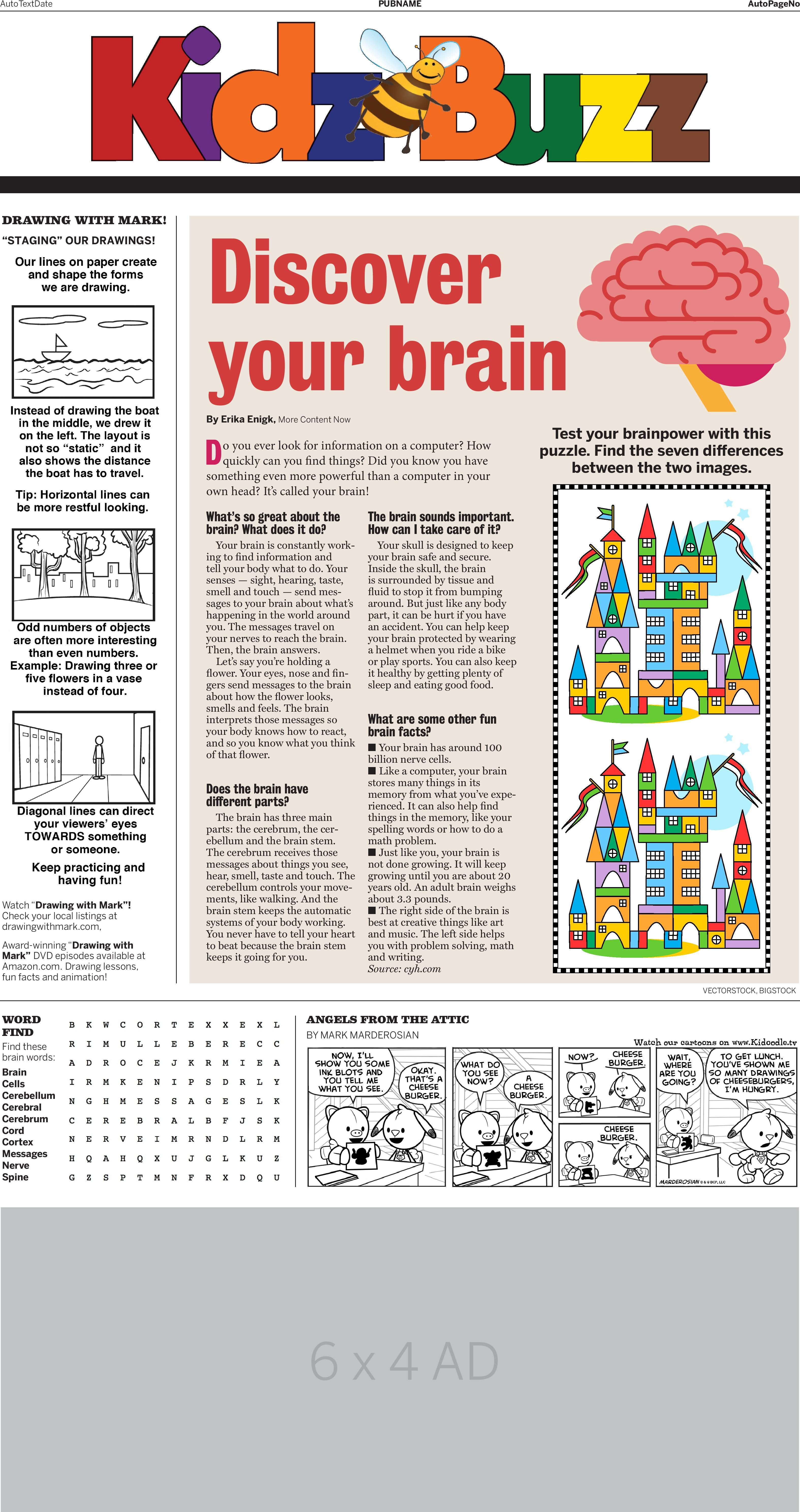 Learn New Things About Your Brain Via This Week S
