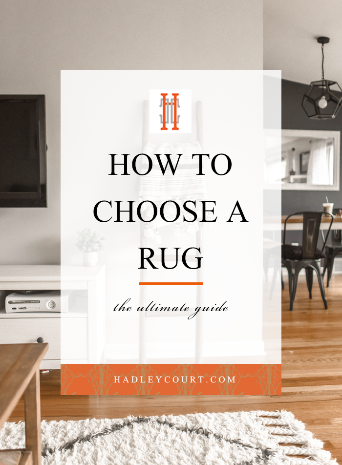 How To Choose A Rug The Ultimate Guide Rugs In Living Room Choose Rug Color Rugs On Carpet