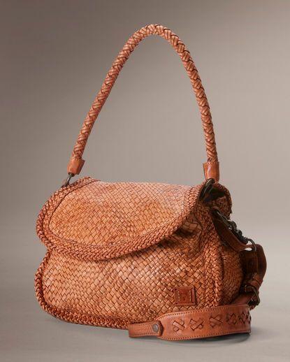 Women's Norah Woven - Cognac