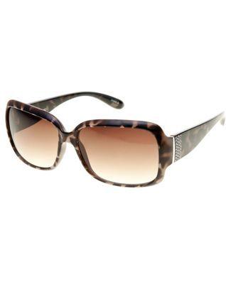 8e5237a4bbe Dockers Womens Stud Detail Sunglasses