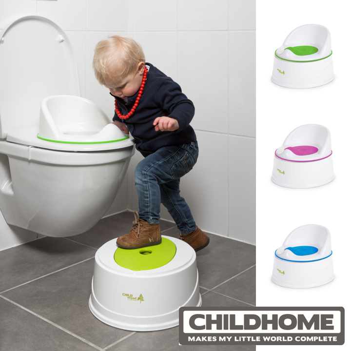 Superb The 3 In 1 Potty By Childhome Serves As A Potty Chair Creativecarmelina Interior Chair Design Creativecarmelinacom