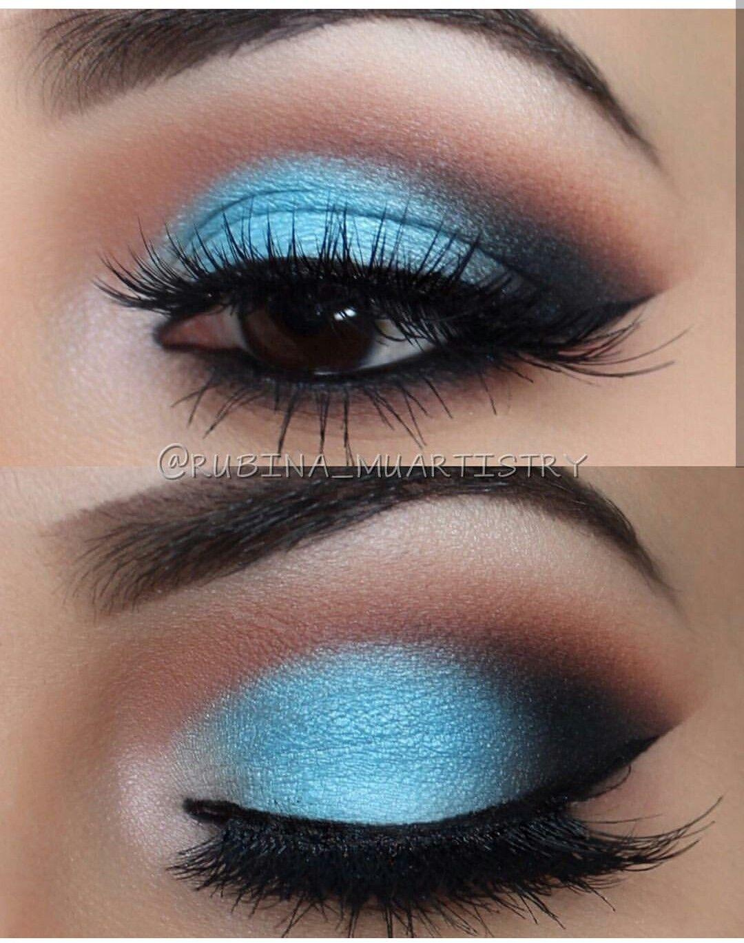 Pin by Hjordis Maria on 1. Eye makeup   Eye makeup, Makeup