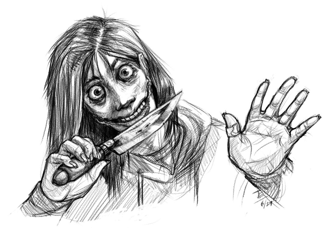 Картинки психов рисовать