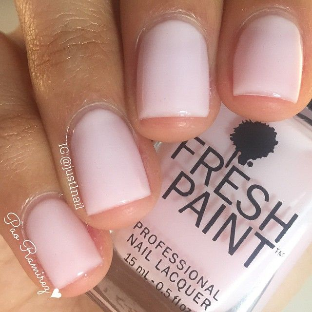 fresh paint \