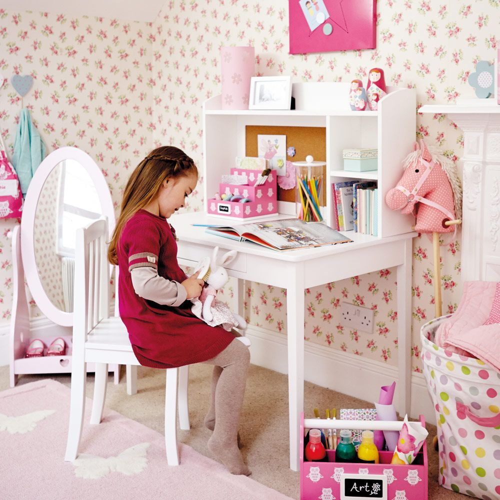 small hutch drawers girls furniture youth computer set white childrens student kids oak little buy desk corner and study with chair teen