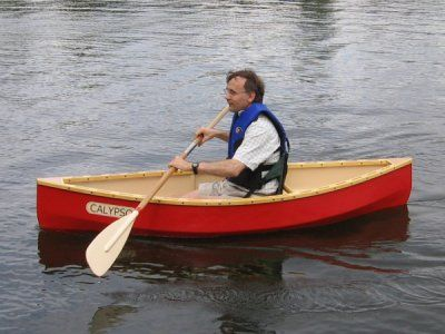 single person canoe | Re: Designing a very short one-person