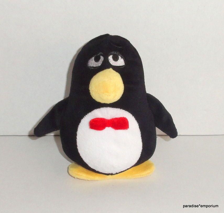 Disney Store 6 Wheezy Plush Toy Story Penguin Disneytoystory