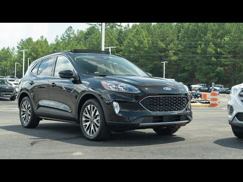 The All New 2020 Ford Escape Everything You Need To Know Youtube With Images Ford Escape Ford News