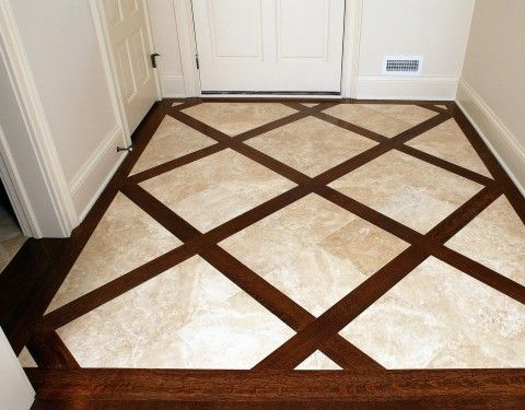 Traditional Marble Inlay by APEX Wood Floors - Traditional Marble Inlay By APEX Wood Floors Traditional Marble