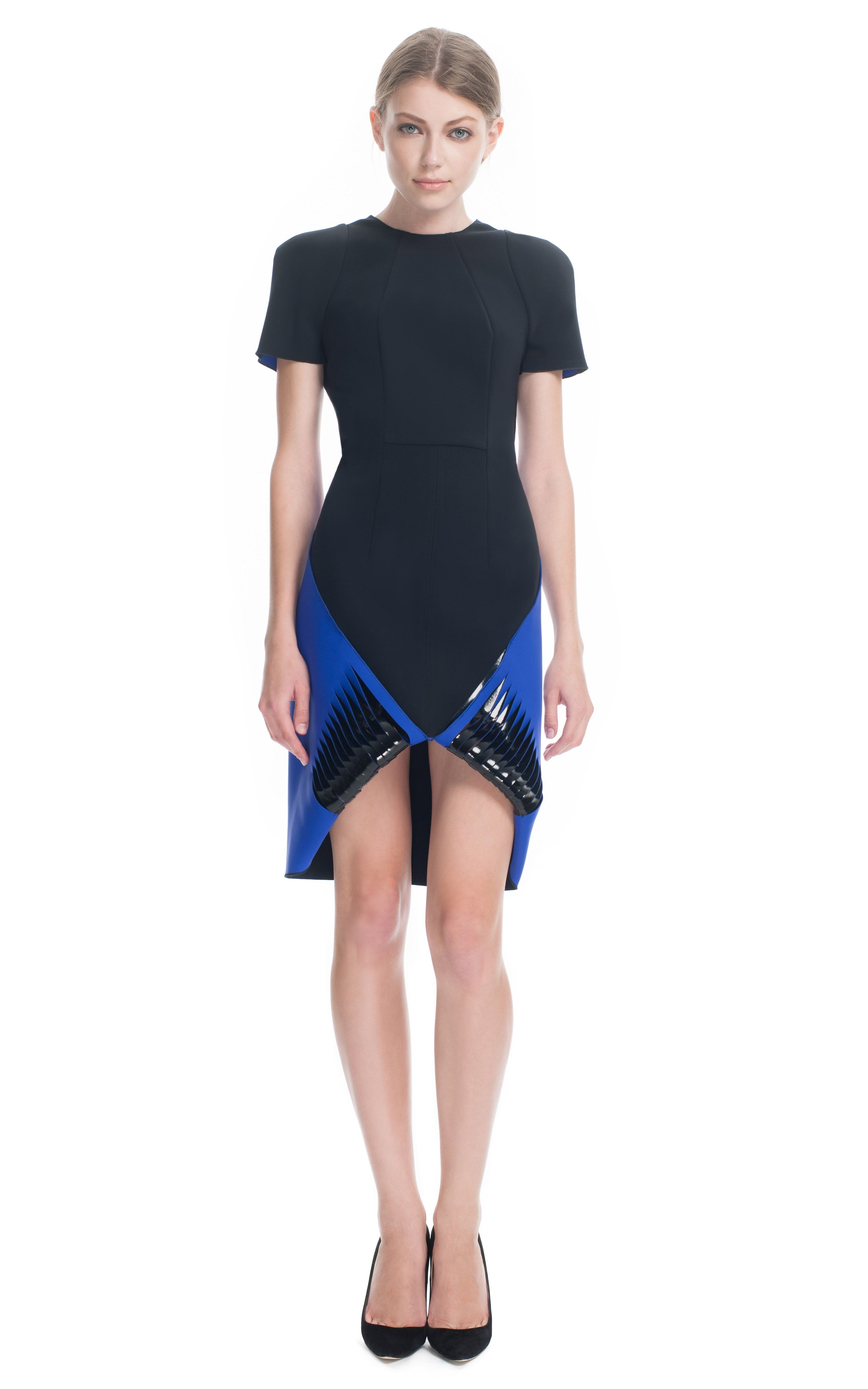 Dion Lee   3D Hem Filter Dress  €1,930
