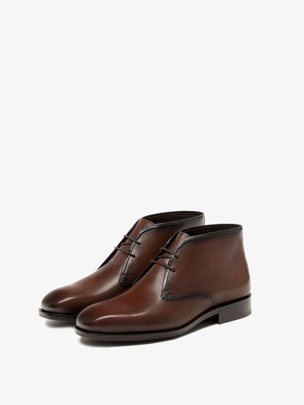 bbf1be57313fa Ver todo - Zapatos - HOMBRE - Massimo Dutti Mexico