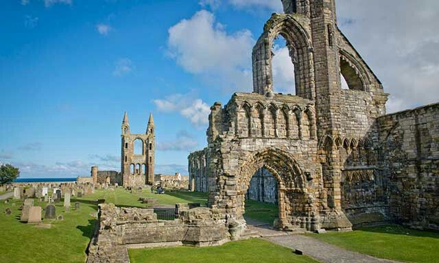 St Andrews Cathederal, Fife