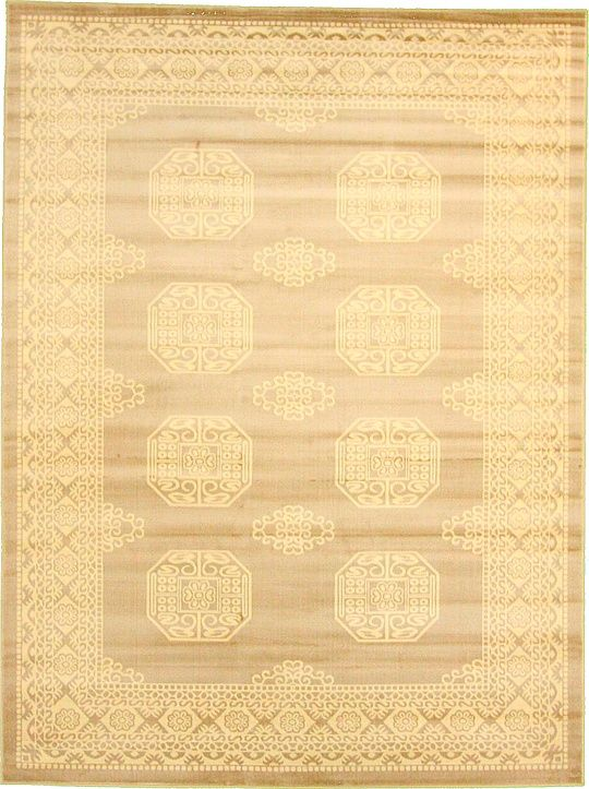 Brown 9' 10 x 13' 1 Bokhara Rug   Area Rugs   eSaleRugs
