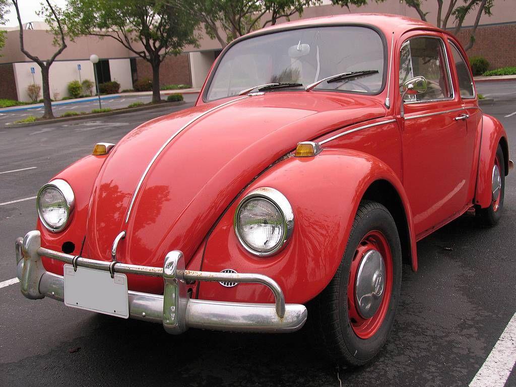 vw bugs volkswagen beetle red old volkswagen photo. Black Bedroom Furniture Sets. Home Design Ideas