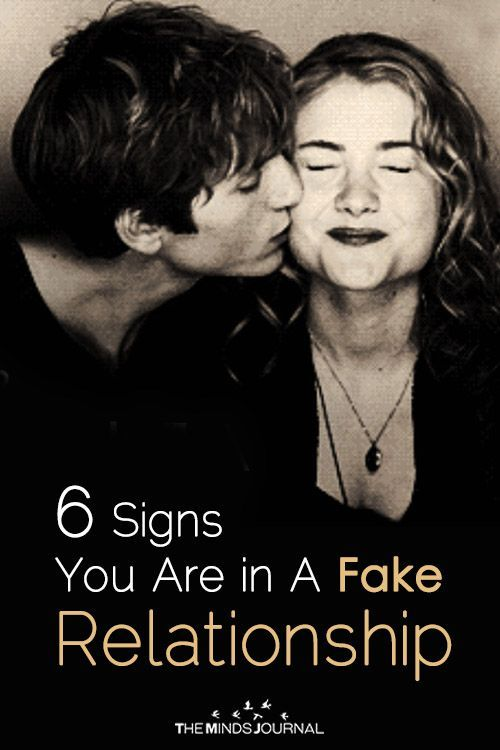6 Signs You Are in A Fake Relationship | Fake relationship