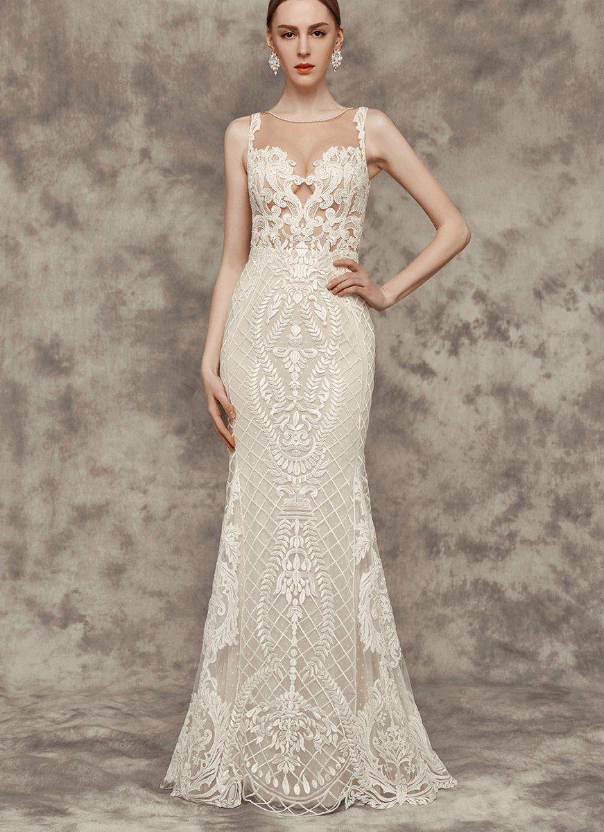 Calla Blanche Victoria Wedding dresses, Making a wedding