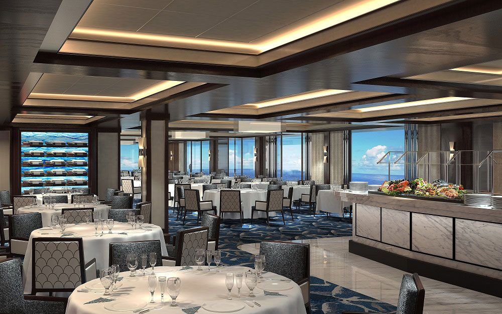 There Will Be A Restaurant For Everyone Onboard Norwegian
