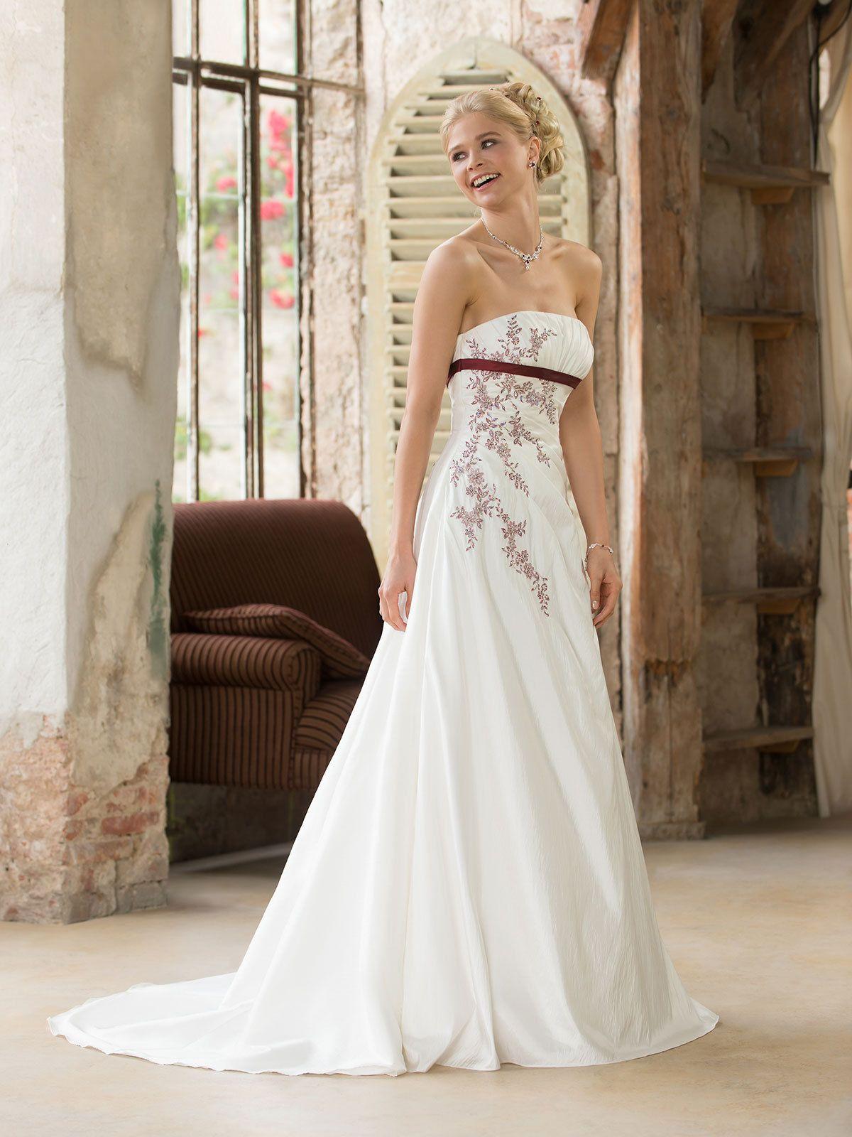 Brautkleid 32.746.2 von Weise auf Ja.de | Hochzeit | Pinterest | Wedding