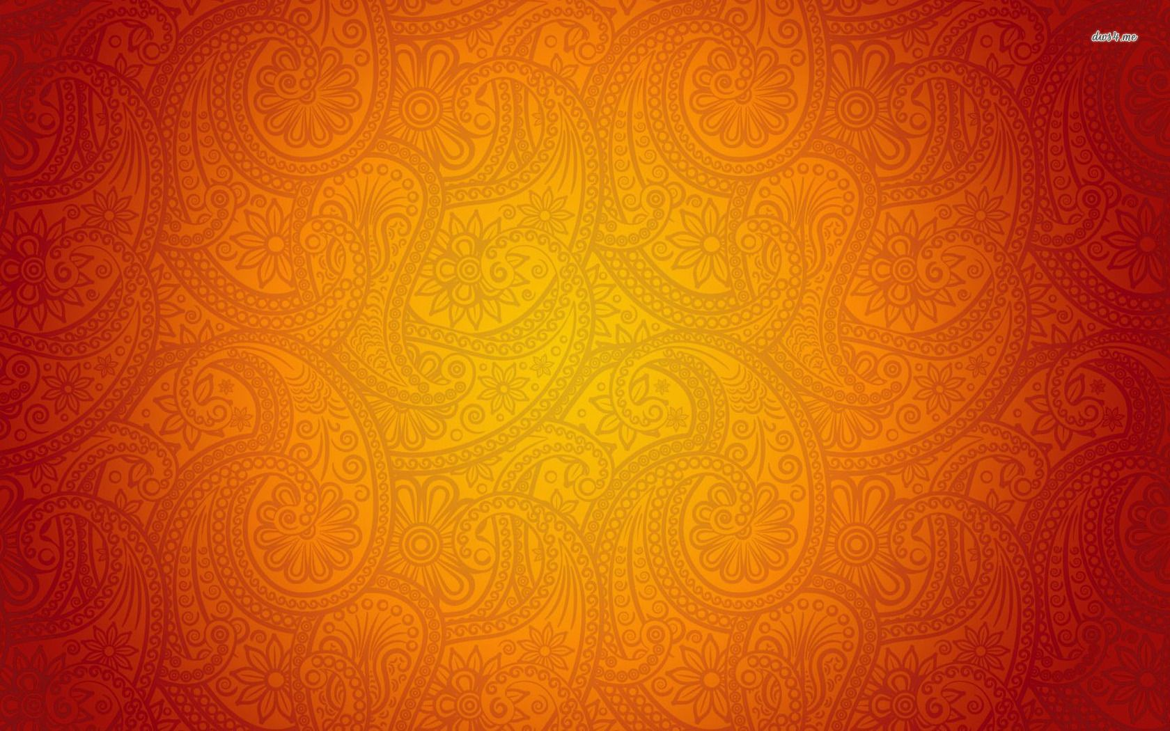 Plain Wallpapers HD A Wallpaper Orange