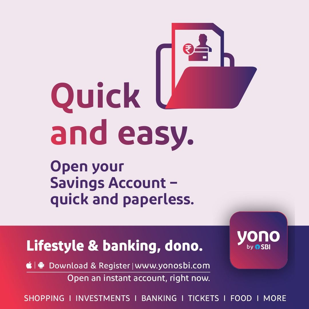 It S Quick It S Easy Get Yonobysbi To Open Your Savings Account