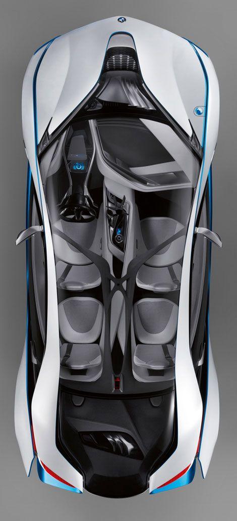 BMW Vision EfficientDynamics | Pinterest | BMW, Cars and Bmw i8