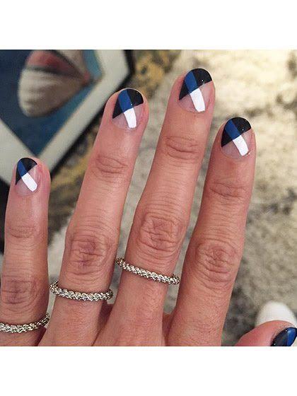 25 Chic Nail Art Ideas For Summer Beautify Pinterest Summer