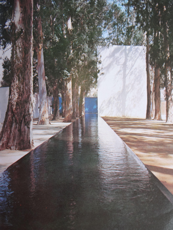 Fuente del bebedero 1958 fraccionamiento las arboledas - Eau arquitectura ...