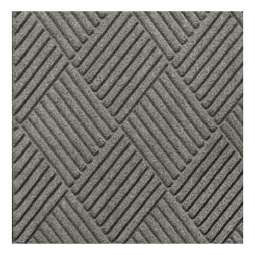 Crown Super Soaker Diamond Mat Polypropylene 34 X 58 Slate Cwns1r035st Outdoor Floor Mats Indoor Outdoor Outdoor