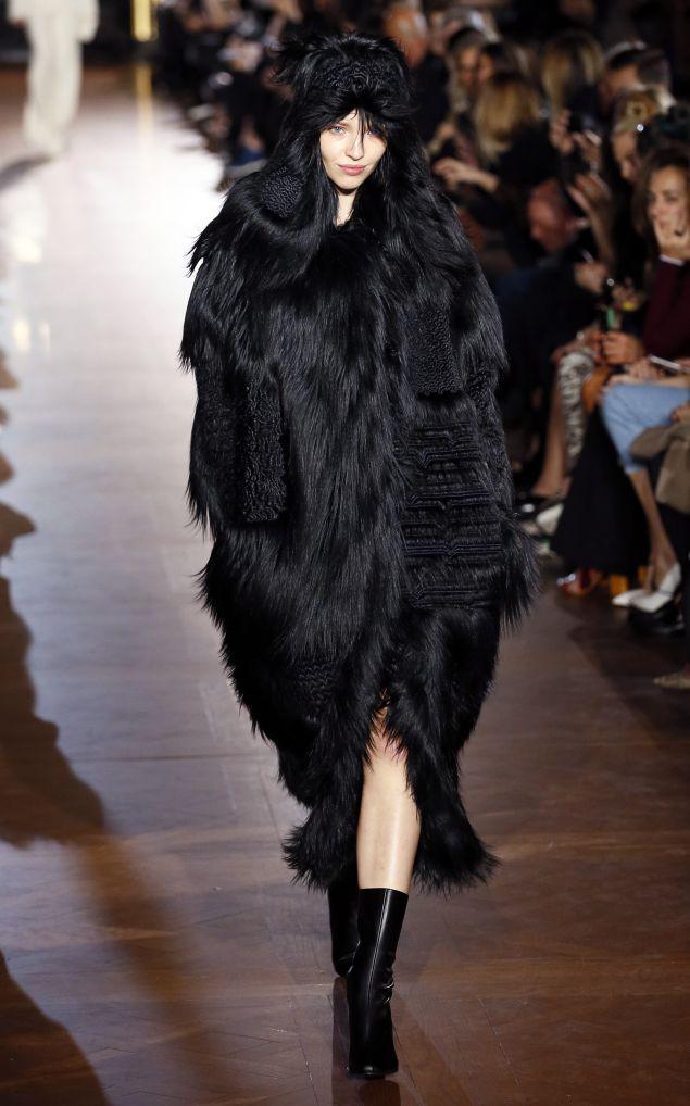 Faux Fur Designer Coats