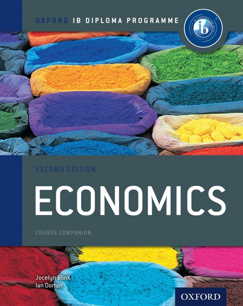 IB Economics: Course Book, 2nd Edition | A well, Photographs and ...