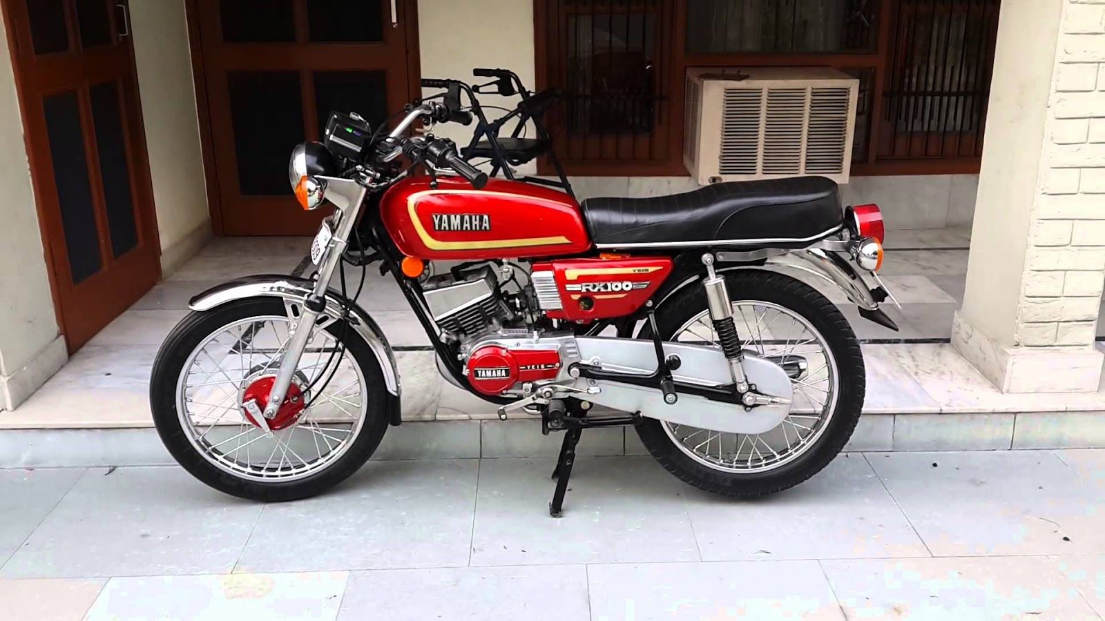 Motor Talkies Yamaha Rx100 Yamaha Bike News