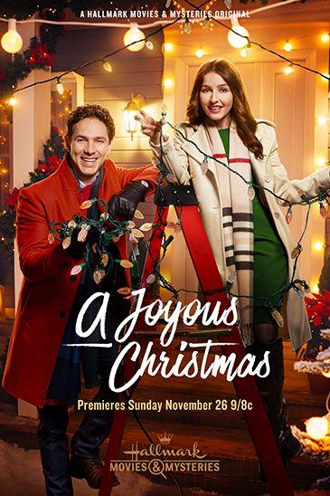 A Joyous Christmas A Hallmark Movies Mysteries Original Christmas Movie Christmas Movies Christmas Movies On Tv Hallmark Christmas Movies