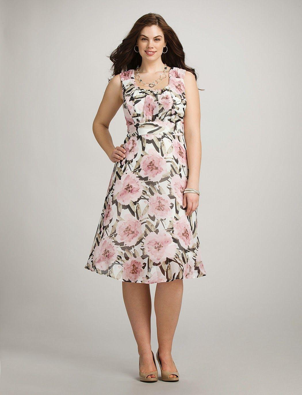 Ultimos modelos de vestidos para gorditas