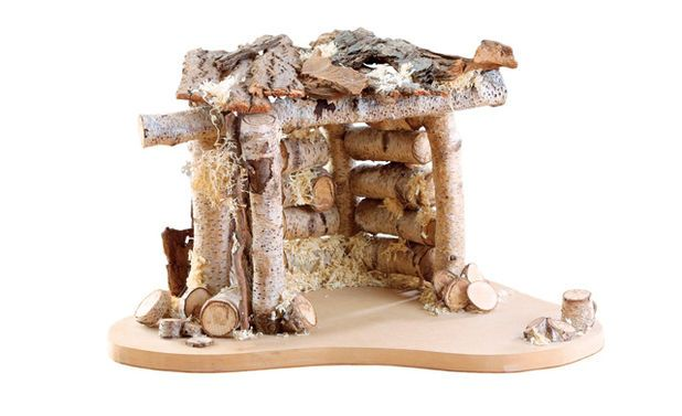 weihnachtskrippe basteln krippe bauen natur und krippenbau. Black Bedroom Furniture Sets. Home Design Ideas