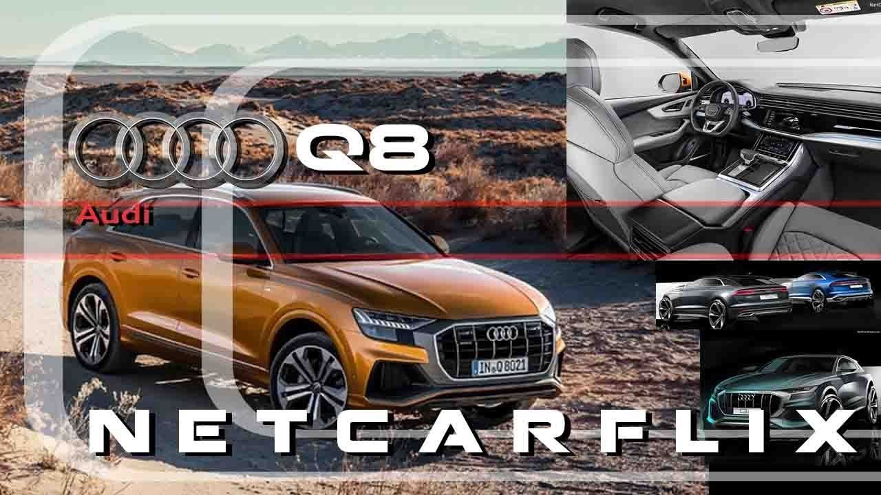 2019 Audi Q8 Driving Interior And Exterior Design Audi Exterior Design Exterior