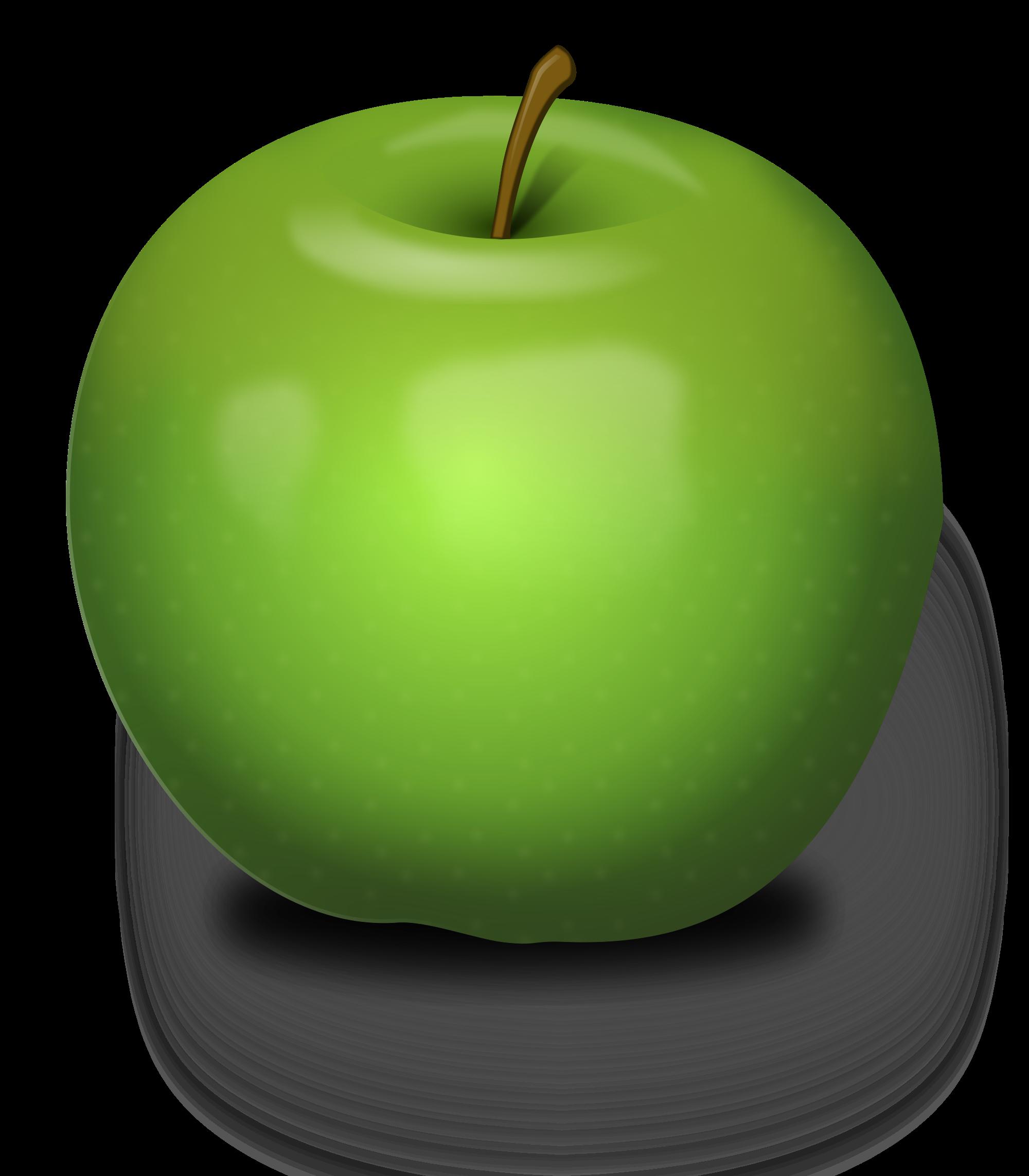 Green Apple Png Image Green Apple Apple Clip Art Apple